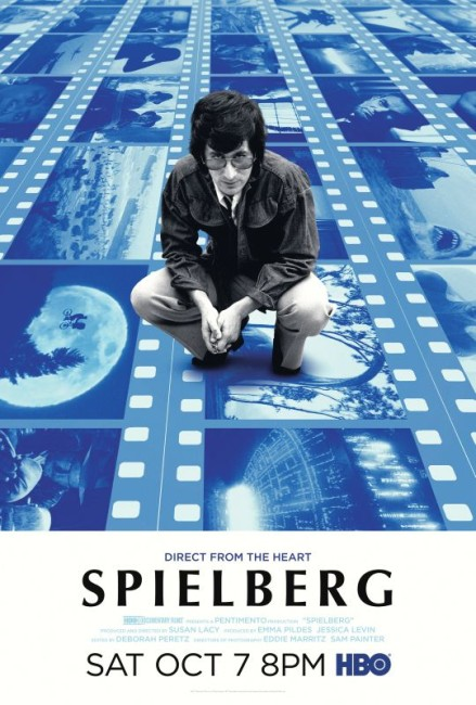 Spielberg (2017) poster