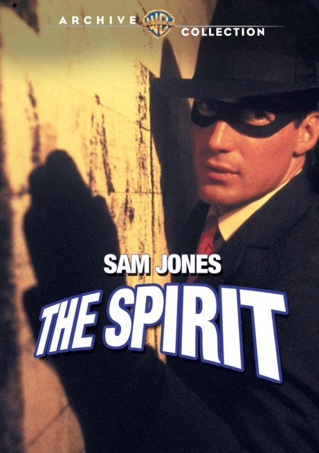 The Spirit (1987) cover