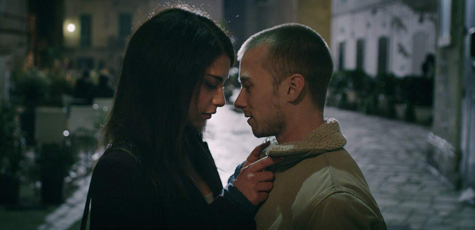 Nadia Hilker and Lou Taylor Pucci in Spring (2014)