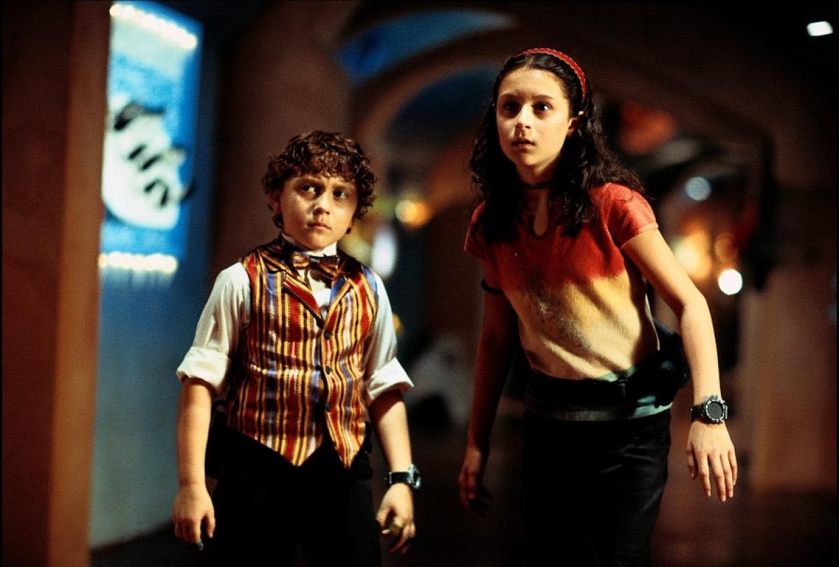 The Spy Kids - Juni and Carmen Cortez (Daryl Sabara and Alexa Vega)