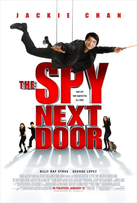 The Spy Next Door (2010) poster