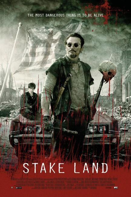 Stake Land (2010) poster