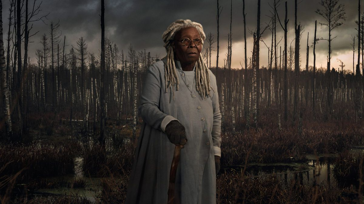 Whoopi Goldberg as Mother Abigail Freemantle in The Stand (2020-1)