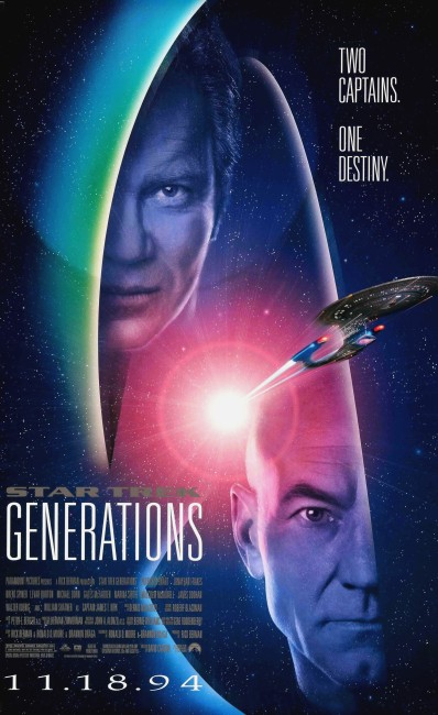 Star Trek: Generations (1994) poster
