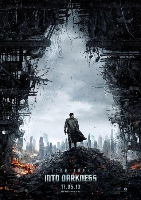 Star Trek Into Darkness (2013) poster