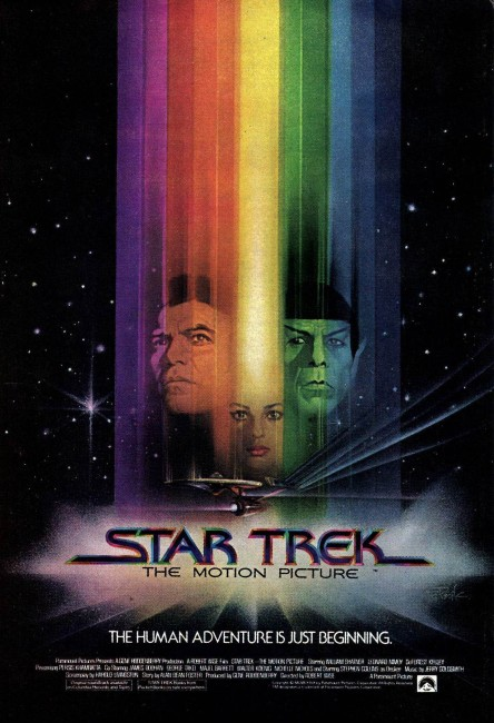 Star Trek - The Motion Picture (1979) poster