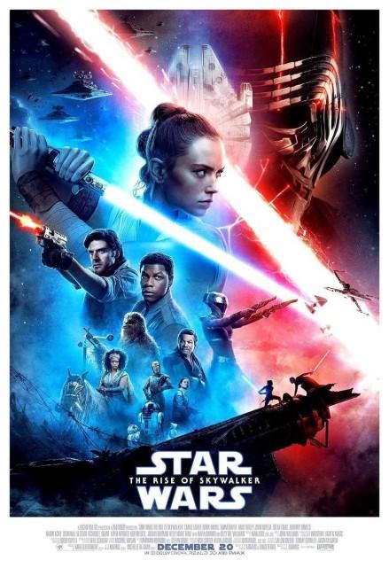 Star Wars Episode IX: The Rise of Skywalker (2019) poster