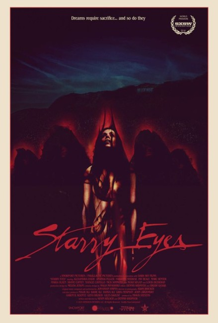 Starry Eyes (2014) poster