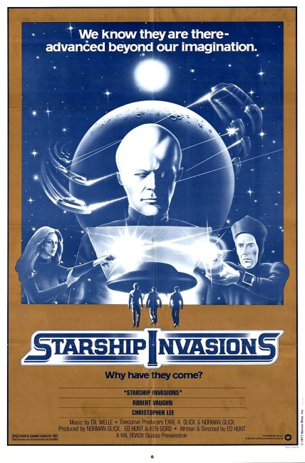 Starship Invasions (1977) poster