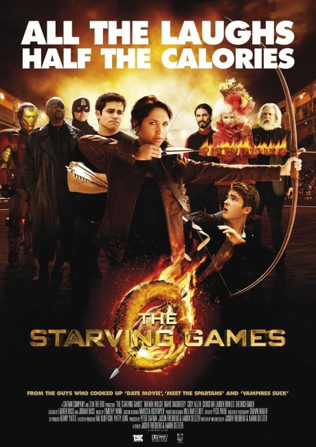The Starving Games (2013) poster