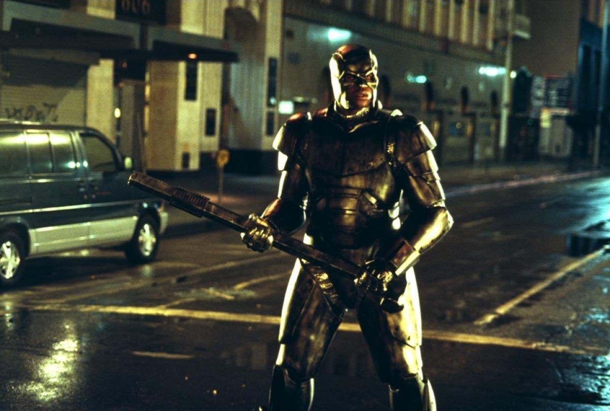 Shaquille O'Neal as John Henry Irons aka Steel (1997)