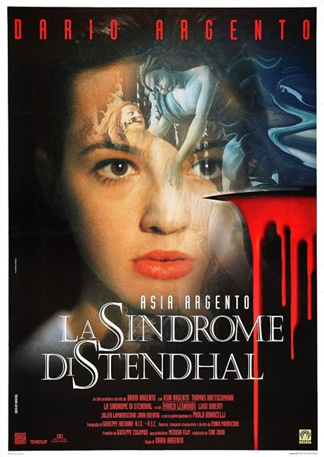 The Stendhal Syndrome (1996) poster
