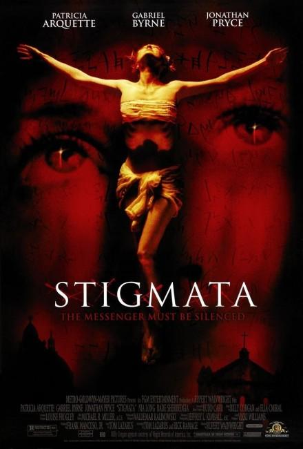 Stigmata (1999) poster