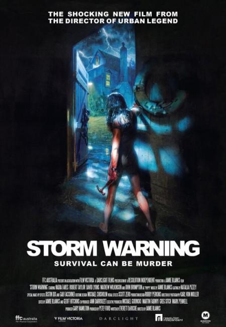 Storm Warning (2007) poster