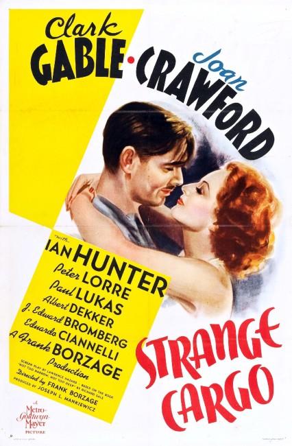 Strange Cargo (1940) poster