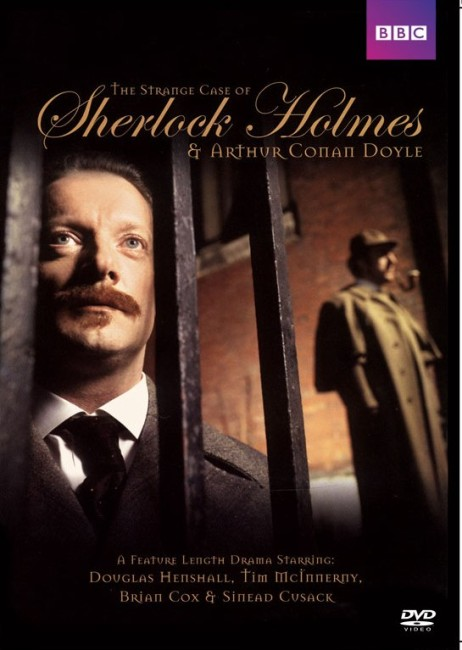 The Strange Case of Sherlock Holmes and Arthur Conan Doyle (2005) poster