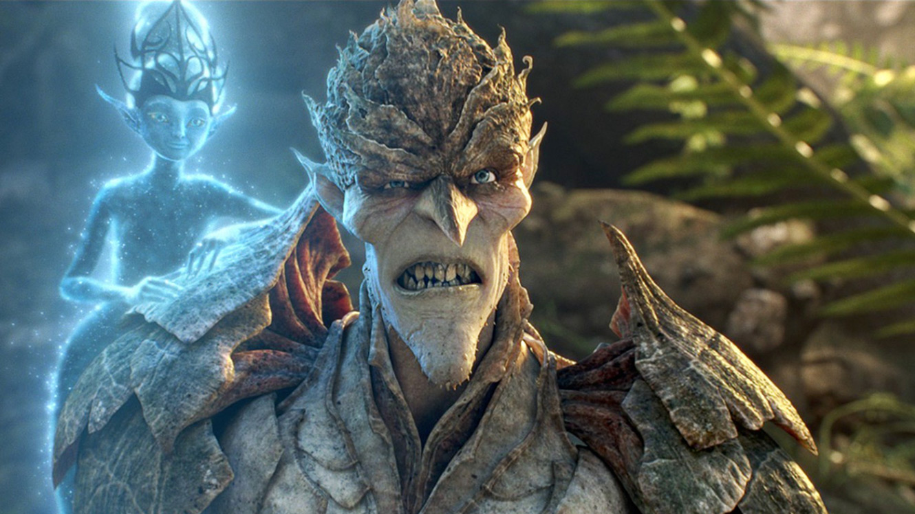 The Bog King in Strange Magic (2015)