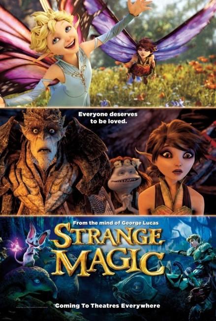 Strange Magic (2015) poster