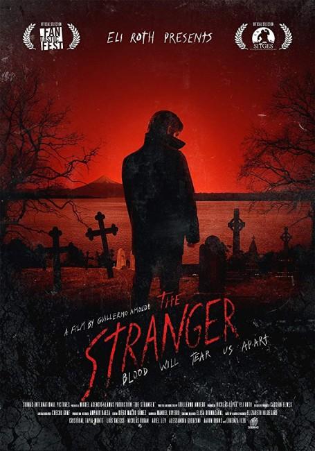 The Stranger (2014) poster