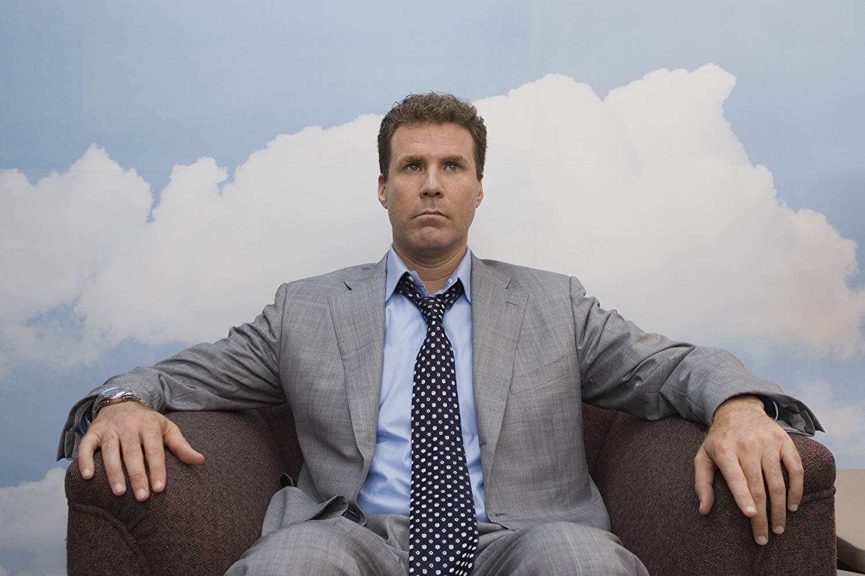 Will Ferrell as Harold Crick in Stranger Than Fiction (2006)