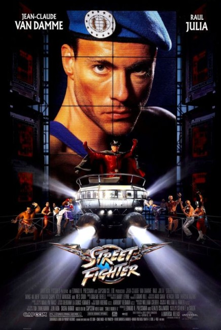 Street Fighter (1994) poster