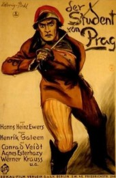 The Student of Prague (1926) poster