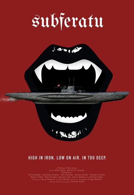 Subferatu (2020) poster