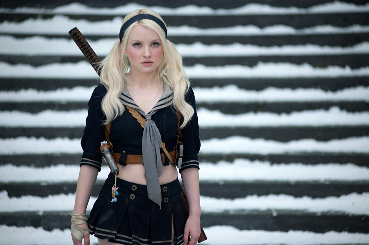 Emily Browning as Baby Doll in Sucker Punch (2011)