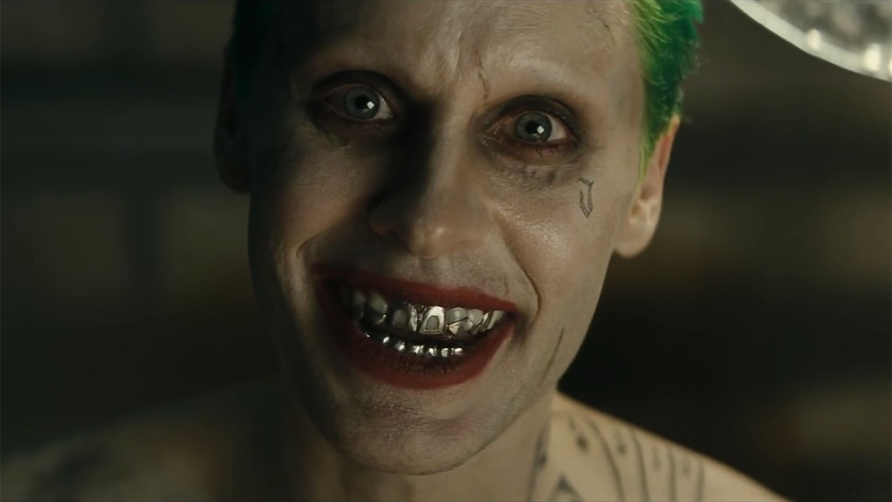 The Joker (Jared Leto) in Suicide Squad (2016)