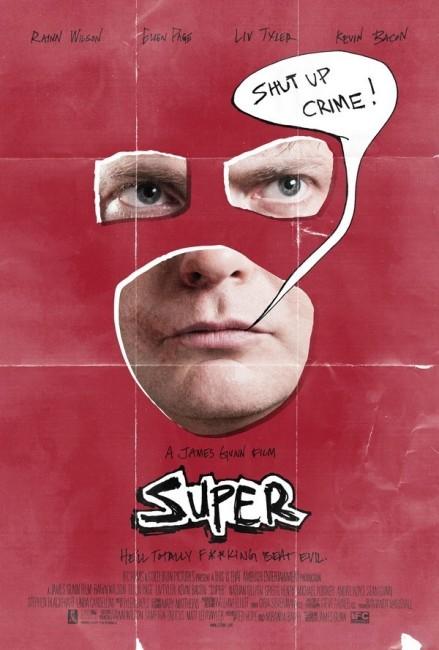 Super (2010) poster
