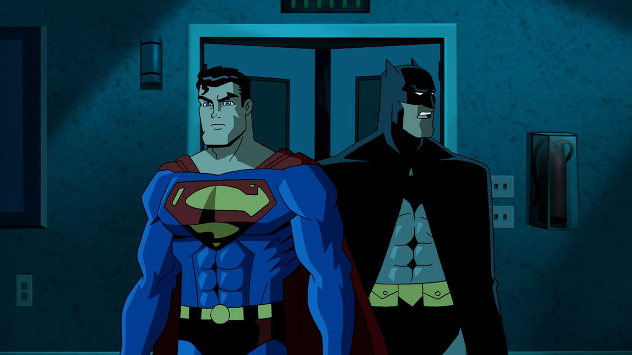 SupermanBatman Public Enemies (2009)