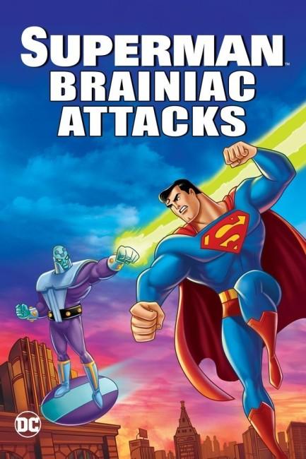 Superman Brainiac Attacks (2006) poster