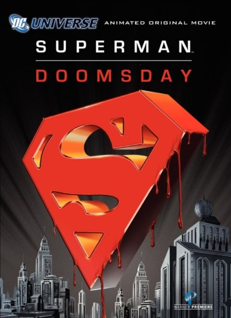 Superman Doomsday (2007) poster