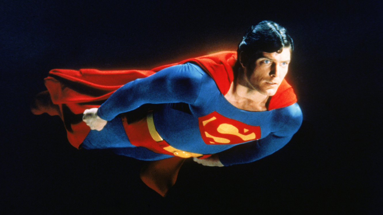 Superman (Christopher Reeve) in Superman II (1980)