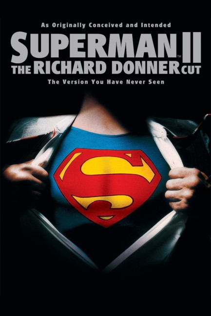 Superman II The Richard Donner Cut (2006) poster