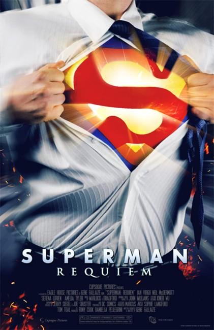Superman: Requiem (2011) poster