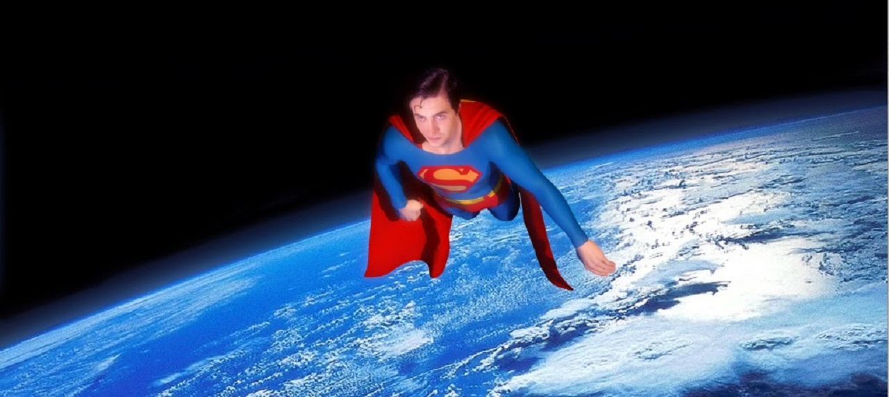Martin Richardson as Superman in Superman: Requiem (2011)