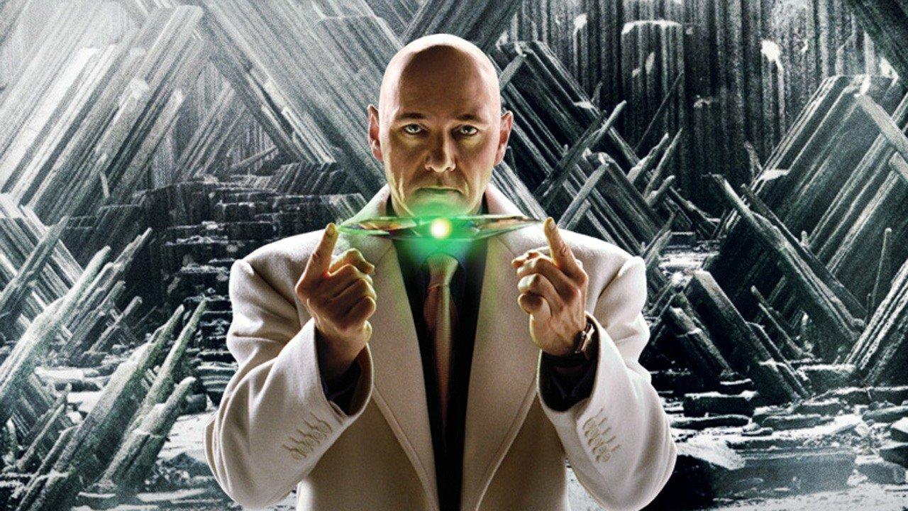Lex Luthor (Kevin Spacey) in Superman Returns (2006)