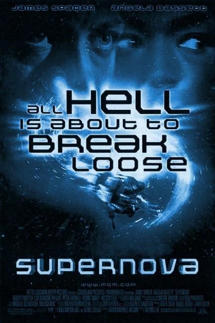 Supernova (2000) poster