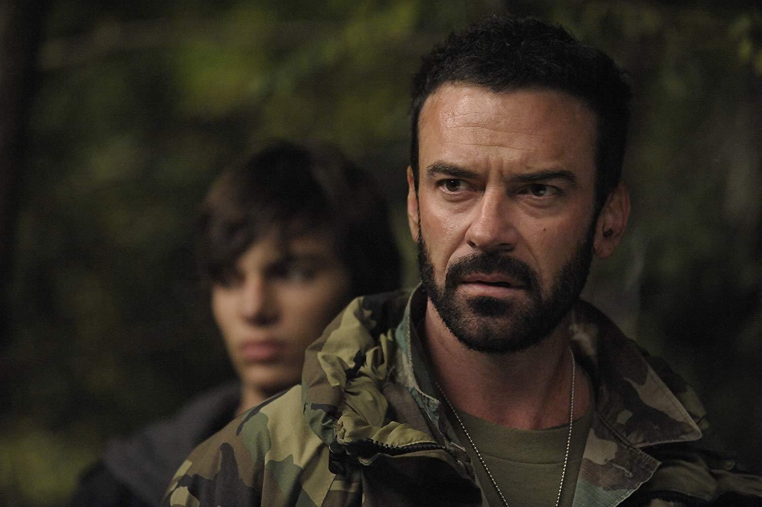 Alan Van Sprang as Sarge in Survival of the Dead (2009)