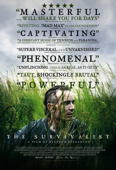 The Survivalist (2015) poster