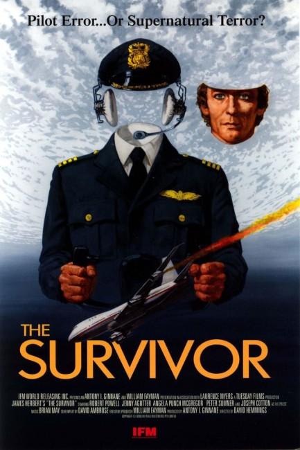 The Survivor (1981) poster