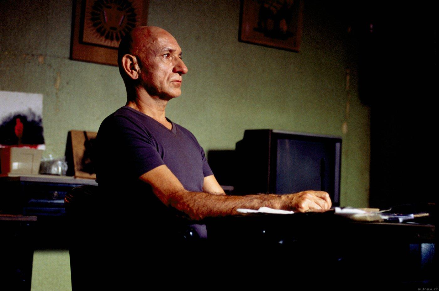 Ben Kingsley in Suspect Zero (2004)