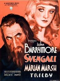Svengali (1931) poster