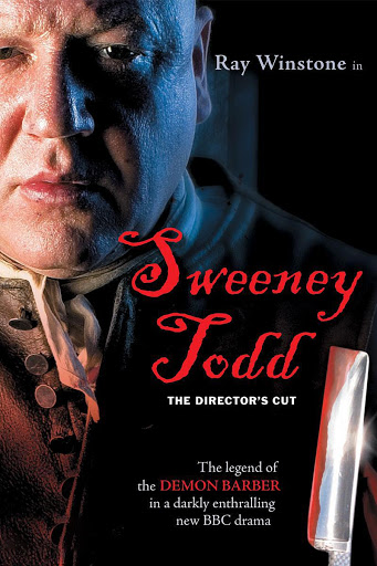 Sweeney Todd (2006) poster