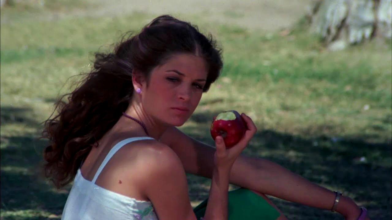 Aleisa Shirley as Melissa in Sweet Sixteen (1983)