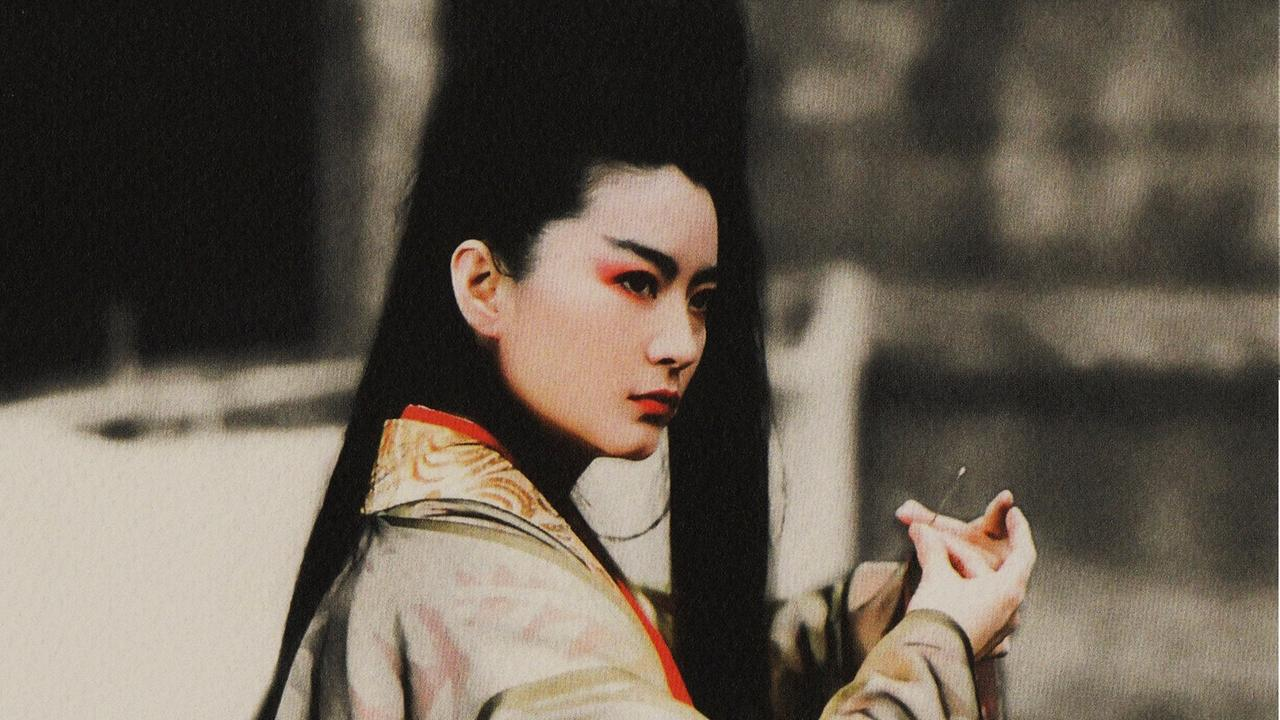 Brigitte Lin as Master Asia in Swordsman II (1992)