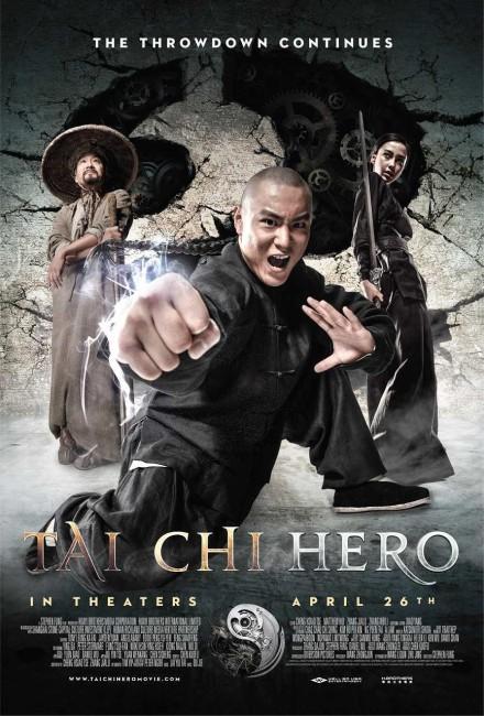 Taichi Hero (2012) poster