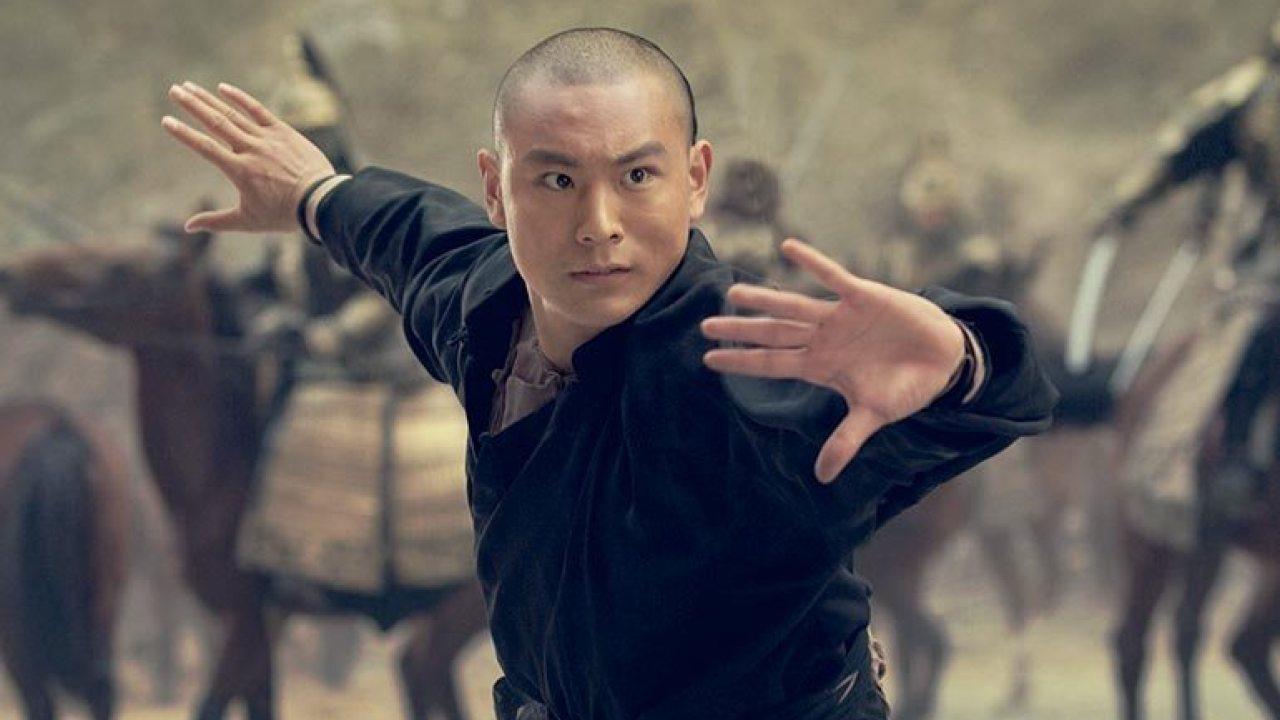 Jayden Yuan as Yang Lu Chan in Taichi Hero (2012)