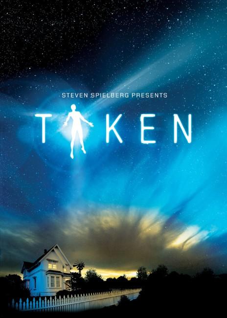Taken (2002) poster